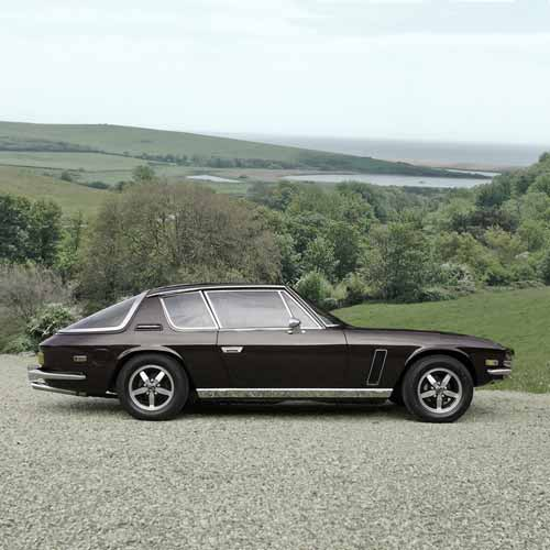 Jensen Interceptor image